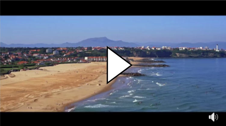 Video surf anglet