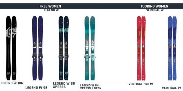 women legend vertical