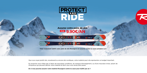 rossignol protect and ride